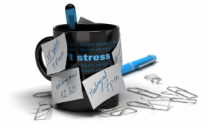 workplace stress, stressed at work
