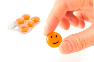 Antidepressants work better when combined with psychotherapy. (pic: istockphoto.com/jordachelr)