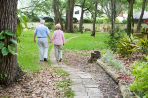 The mobility of older people is linked to their wellbeing. (pic: istockphoto.com/Lisafx)