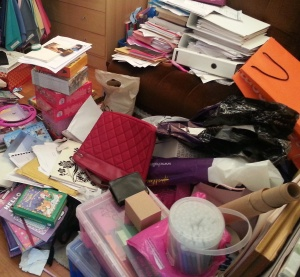 davanti clutter