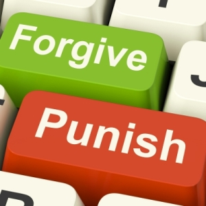 Press forgiveness rather than punishing yourself. (pic courtesy of freedigitalphotos.net/stuartmiles)