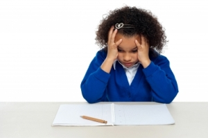 Stress can steal your ability to think critically, making you react like a child. (pic courtesy of stockimages/FreeDigitalPhotos.net)